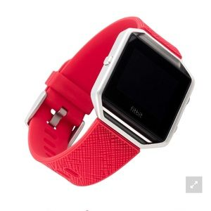 WITHit Band for Fitbit Blaze in Safiano Pattern